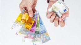 chf franak euro