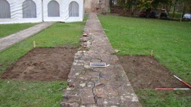 Stari Grad Sisak arheološka istraživanja