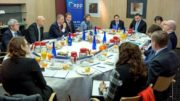 Tolušić - Majdak s ministrima poljoprivrede iz skupine EPP-a
