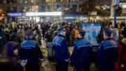 rumunjska prosvjedi