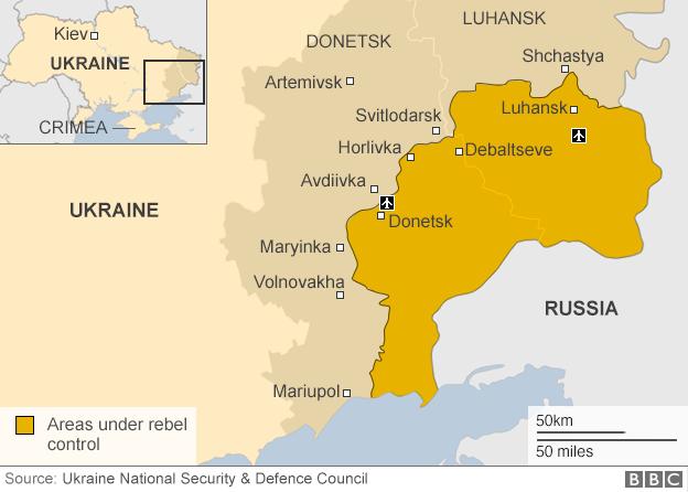 pobunjenici ukrajina