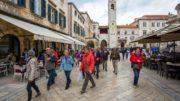 turisti hrvatska
