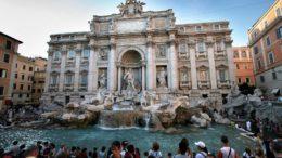 11. Rim - Fontana di Trevi
