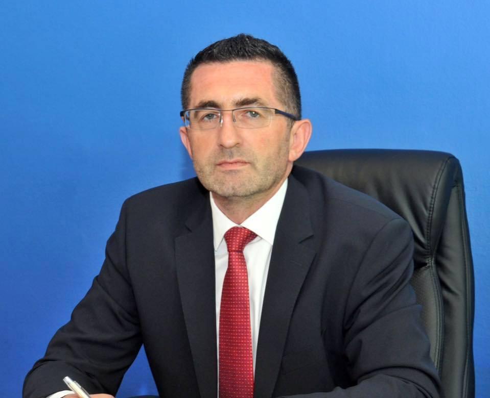 Načelnik Općine Vidovec Bruno Hranić