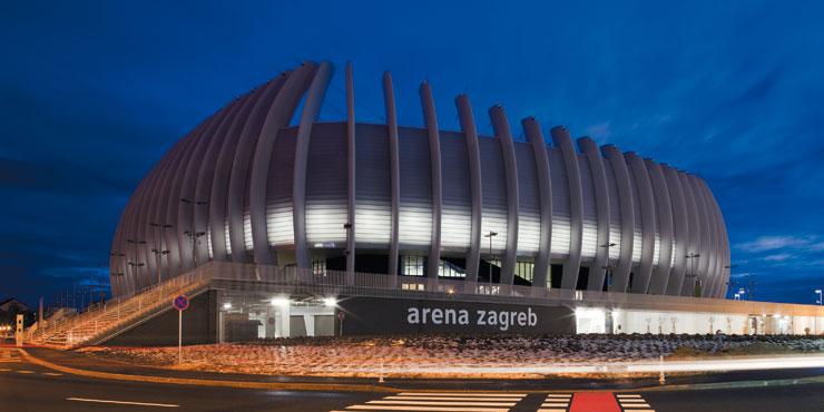 Za Kakve Pacijente Se Priprema Arena Zagreb Hrvatska Danas