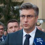 Plenković odgovarao na pitanja o ministrici Žalac i Brkiću