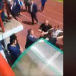 VIDEO Incident nakon finala Kupa: Sudac krenuo u obračun s pionirom Hajduka; Reakcije iz Splita su žestoke