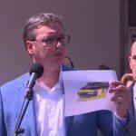 Vučić pisao Daulu: Nisam strašljiv, ali ne dolazim u Zagreb