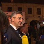 Plenković o vukovarskom prosvjedu: Nema prosvjeda, koliko sam ja shvatio