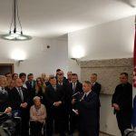 VIDEO Culej otvorio izložbu u Saboru: Hrvatska je neviđeni primjer kada se junak pretvara u zločinca, a zločinac u junaka