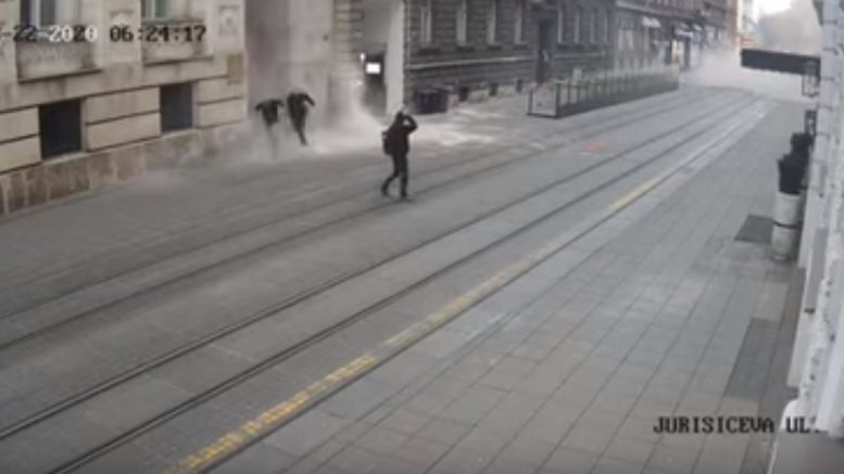 Najjaci Potres U Zagrebu Do Sada Dogodio Se 1880 Godine Index Hr