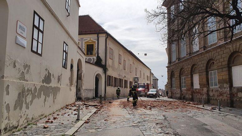 U Zagrebu I U Utorak Ujutro Potres 74 Potresa U Nedjelju I Ponedjeljak Hrvatska Danas